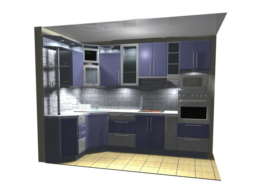 Дизайн кухни в домах 137 серии