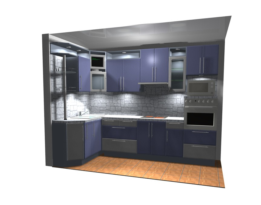 Кухни 137 серии