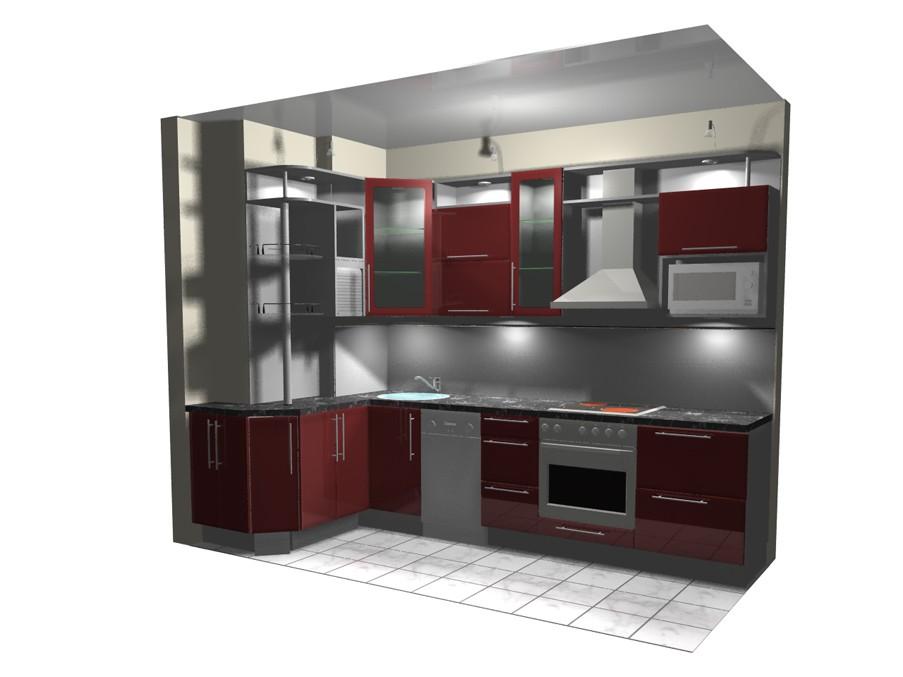 Кухня 137 серия фото