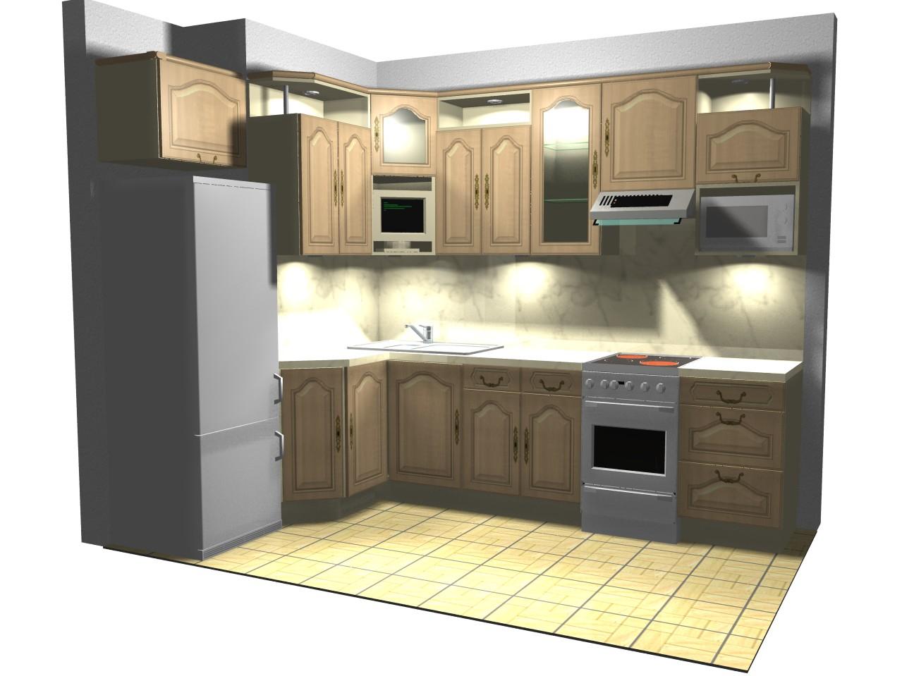 Кухня на заказ спб от производителя  фото классика