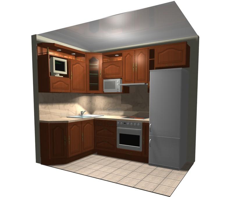 Кухни 504 серии
